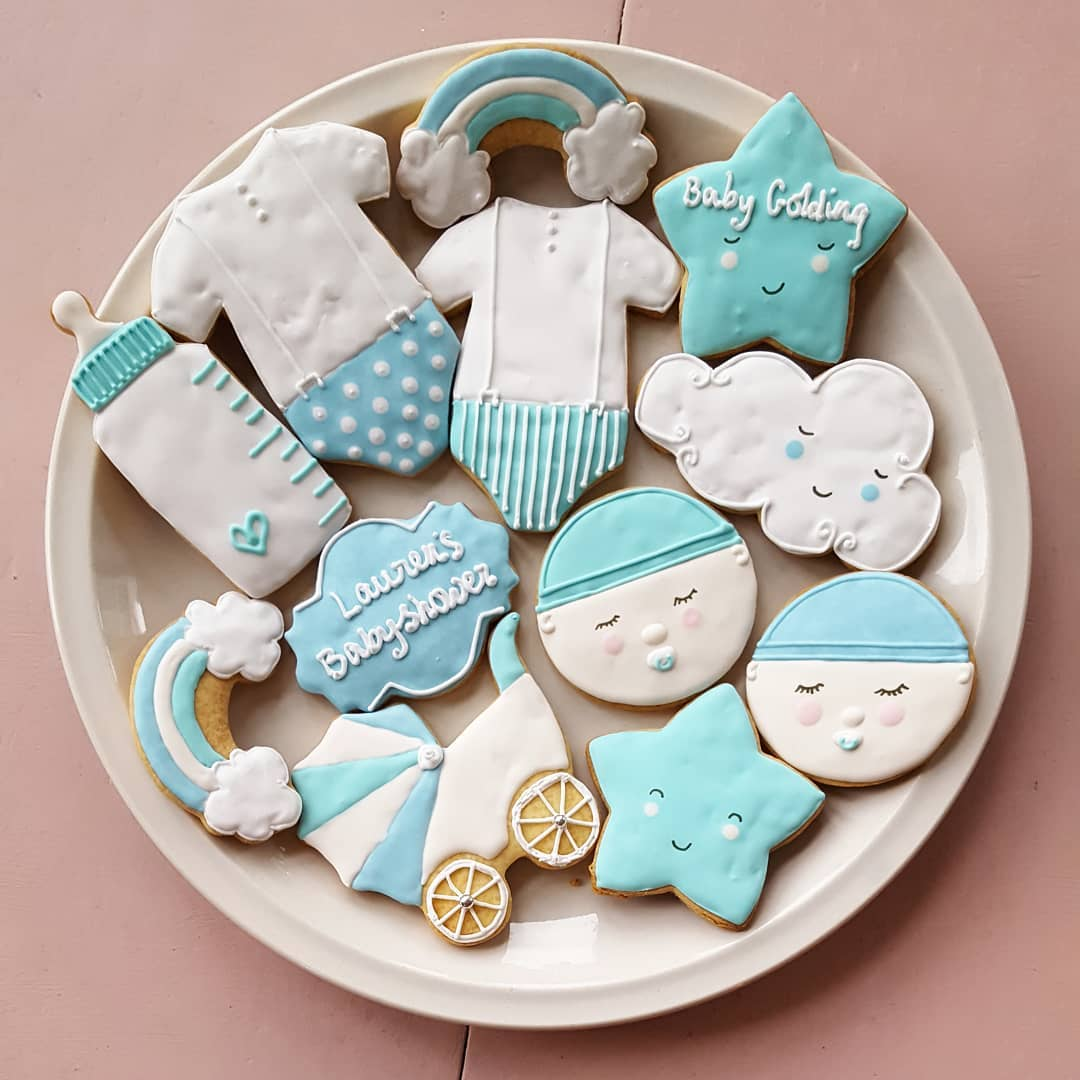 The Most Creative Baby Shower Basics For Your Babies 2019 Page 13