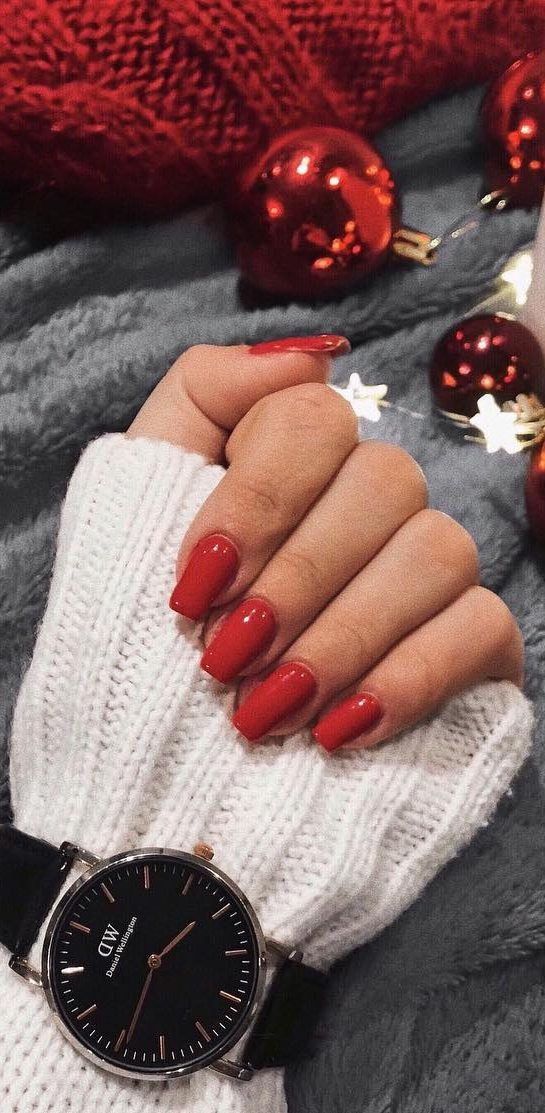 43-feast-and-bright-nail-art-ideas-2019-for-christmas
