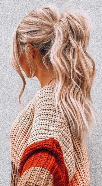 14-cute-side-ponytail-ideas-for-long-hair-2019