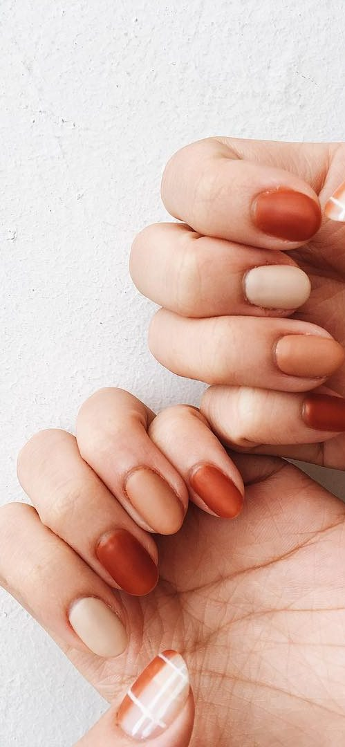 top-20-cool-matte-nail-designs-to-copy-in-2019
