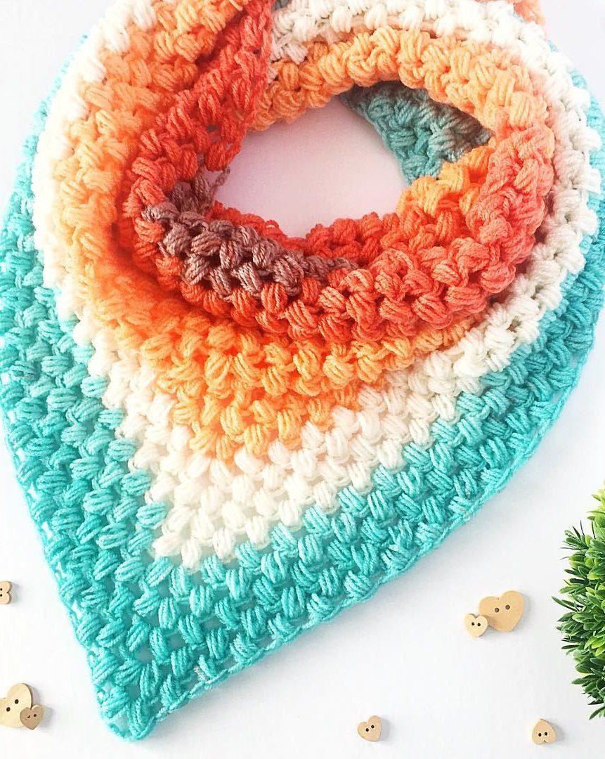 36 Best Free Crochet Scarf Patterns 2019 Womenselegance Com