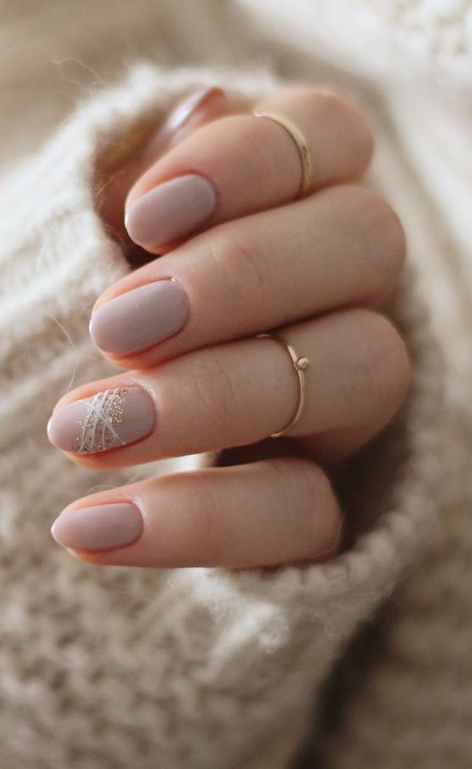 60+ Best Winter Nail Art Ideas 2019 , Page 13 of 63