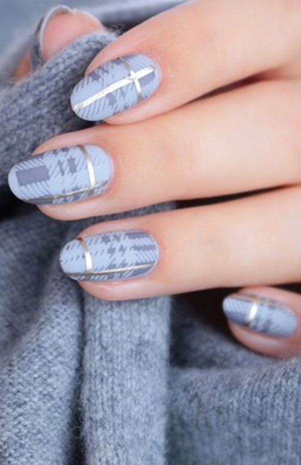 60+ Best Winter Nail Art Ideas 2019 , Page 19 of 63