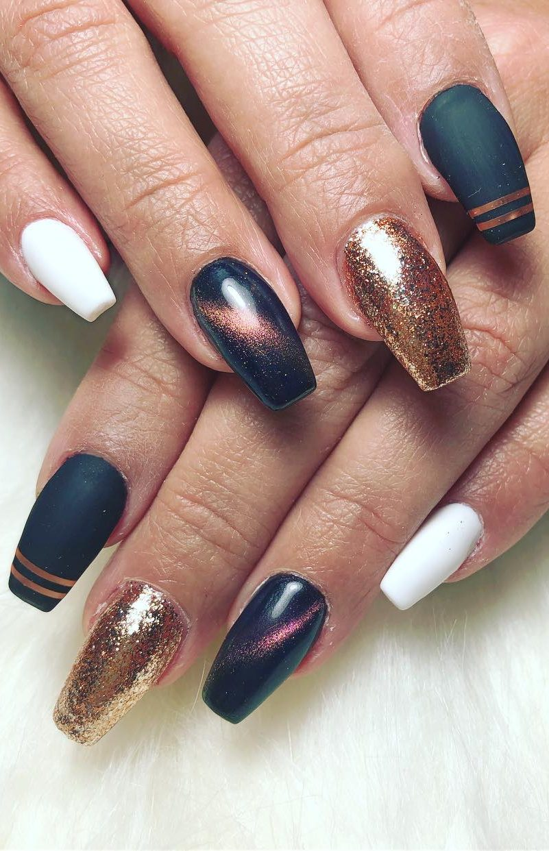 50 Fabulous Free Winter Nail Art Ideas 2019 , Page 53 of 53