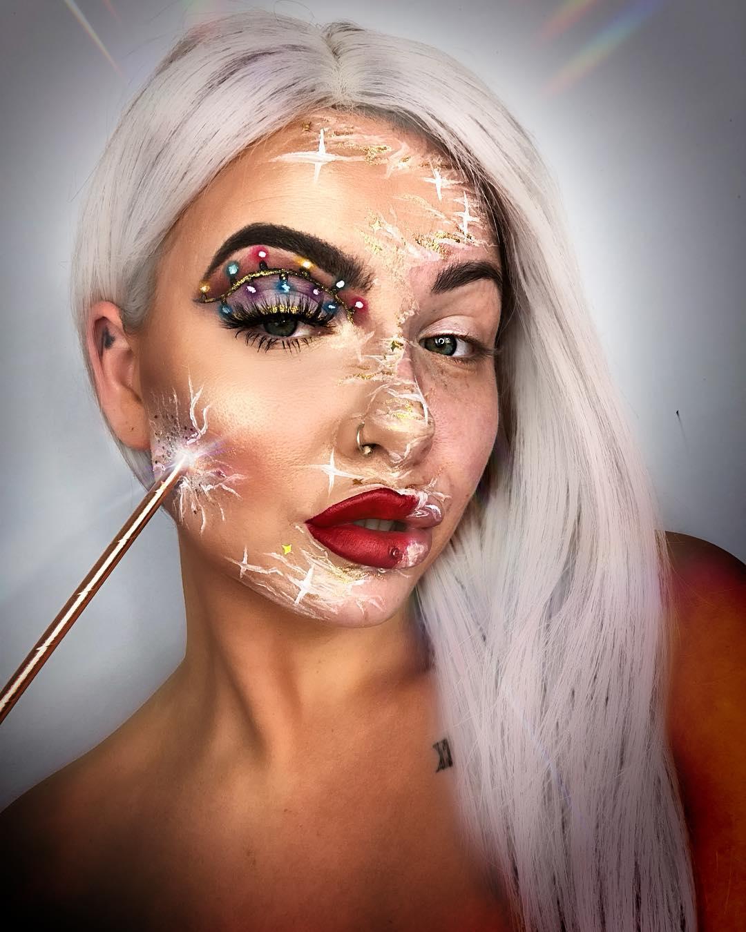 best-29-christmas-makeup-ideas-to-copy-this-season-2019